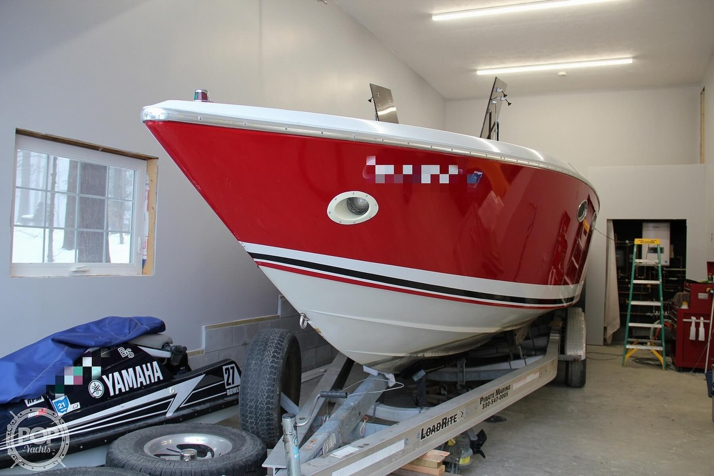 1989 Donzi boat for sale, model of the boat is Z-33 Crossbow & Image # 28 of 40