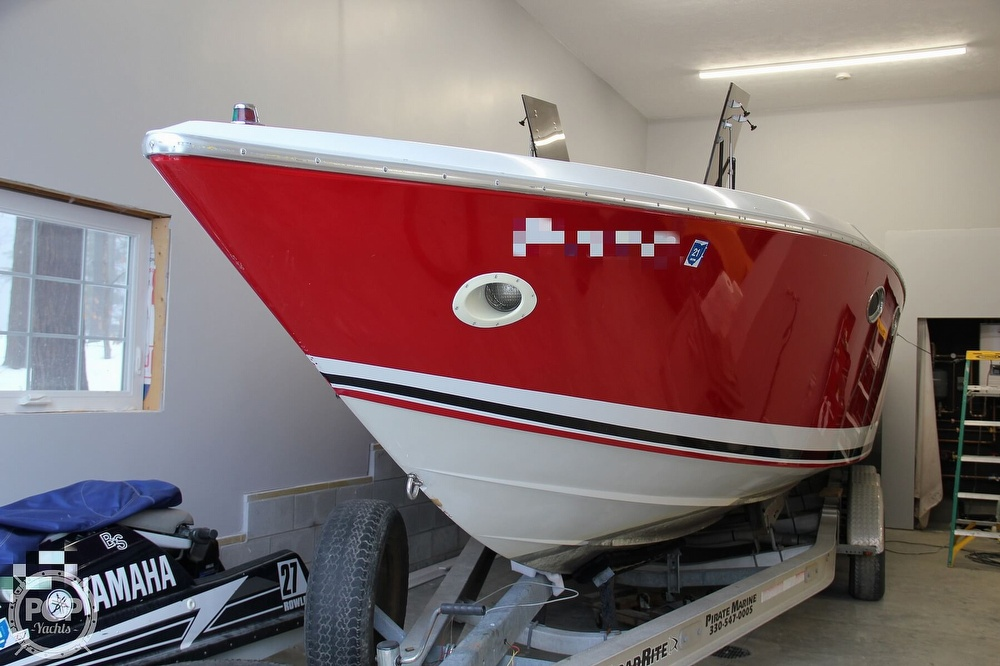 1989 Donzi boat for sale, model of the boat is Z-33 Crossbow & Image # 6 of 40