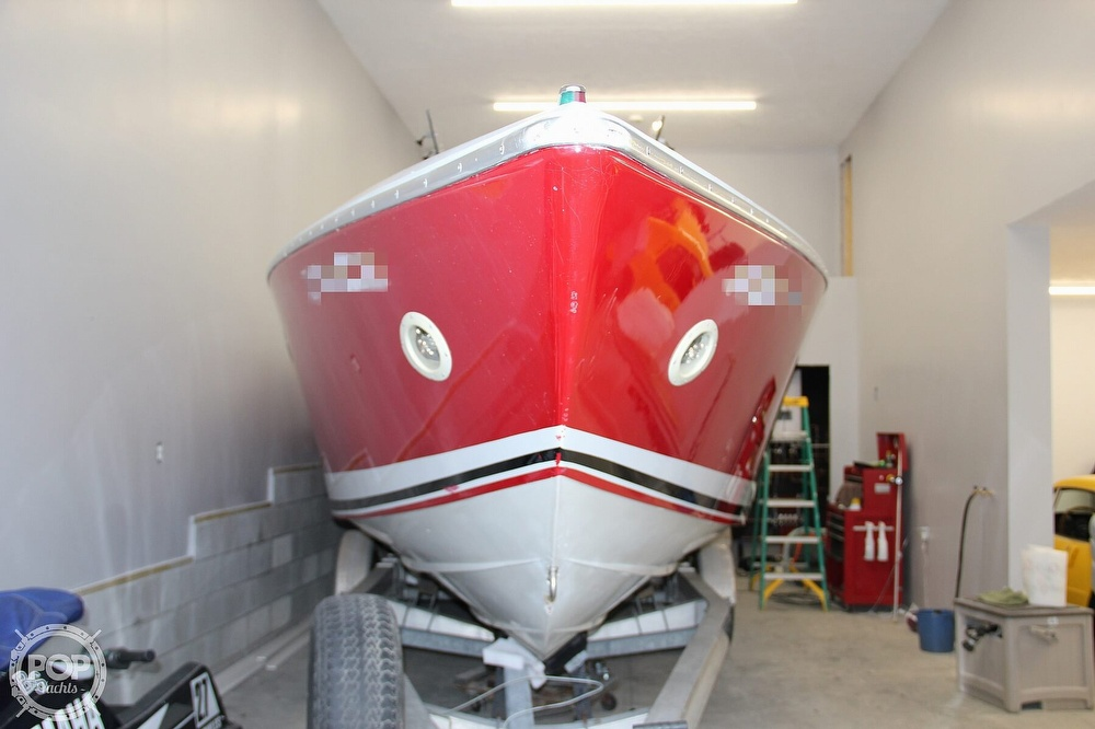 1989 Donzi boat for sale, model of the boat is Z-33 Crossbow & Image # 29 of 40
