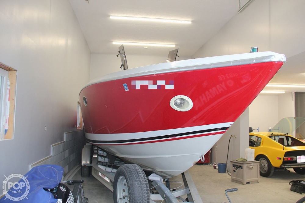 1989 Donzi boat for sale, model of the boat is Z-33 Crossbow & Image # 30 of 40