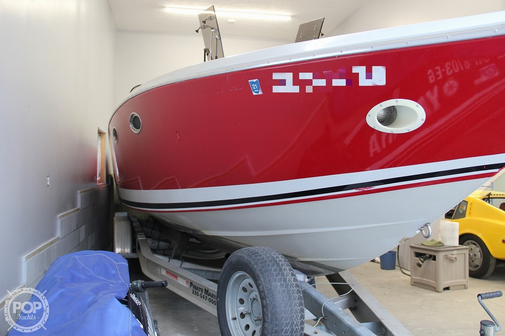 1989 Donzi boat for sale, model of the boat is Z-33 Crossbow & Image # 31 of 40