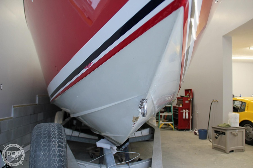 1989 Donzi boat for sale, model of the boat is Z-33 Crossbow & Image # 32 of 40
