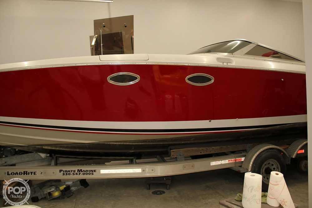 1989 Donzi boat for sale, model of the boat is Z-33 Crossbow & Image # 37 of 40
