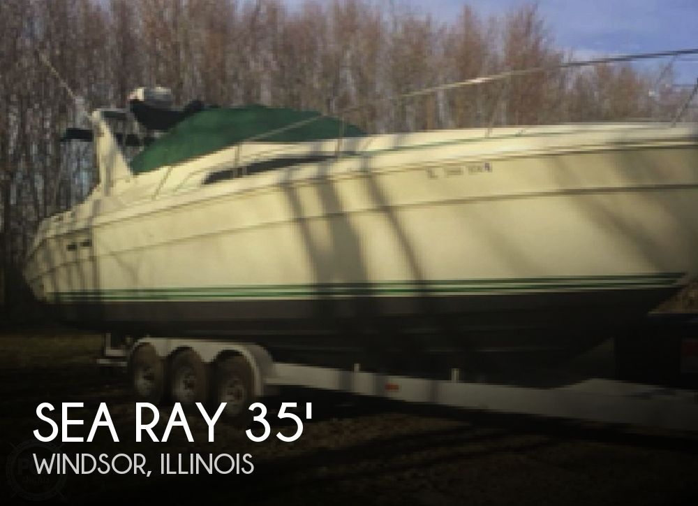 Used Power boats For Sale in Springfield, Illinois by owner | 1991 Sea Ray 310