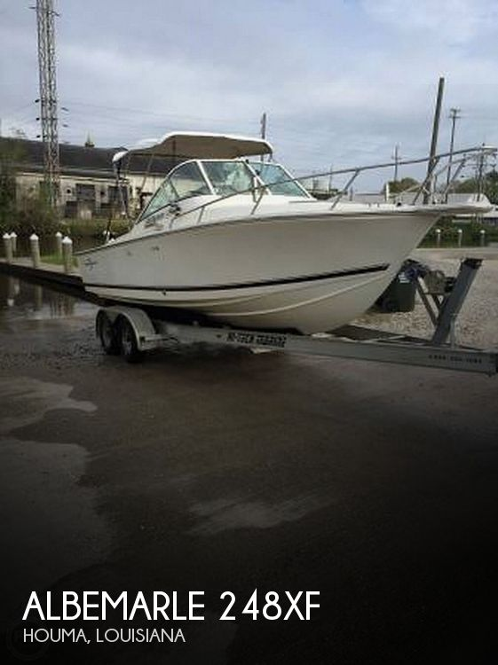 Used Albemarle Boats For Sale by owner | 2007 Albemarle 248XF