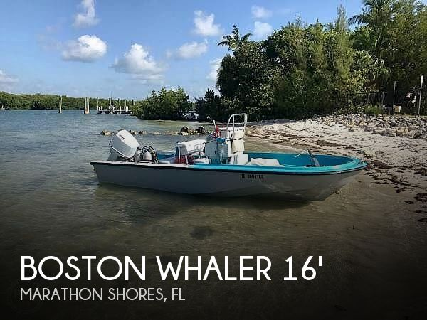 1988 BOSTON WHALER OUTRAGE for sale