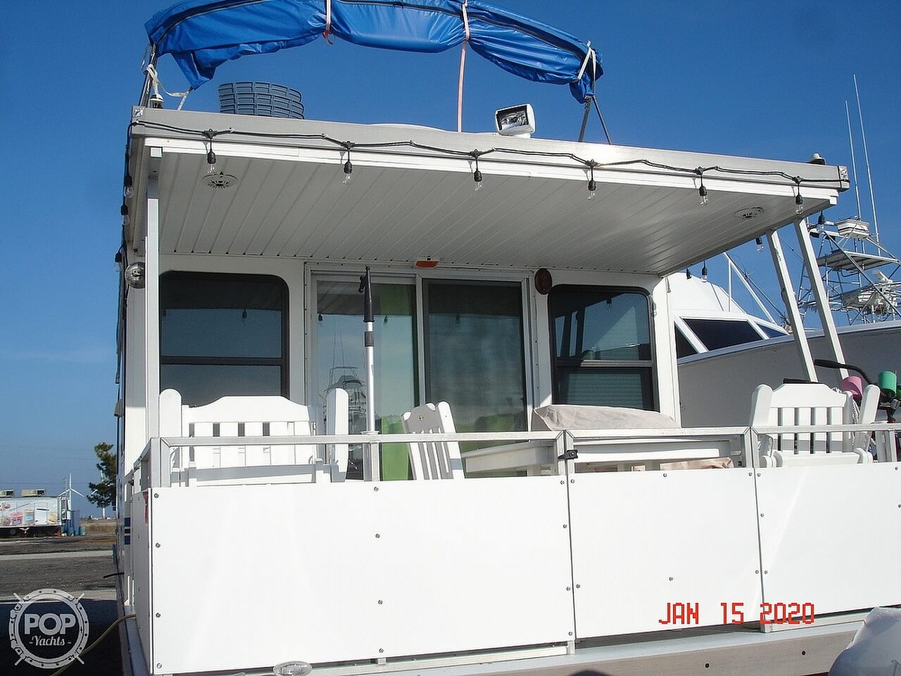 2007 Catamaran boat for sale, model of the boat is 42 Vagabond & Image # 13 of 40