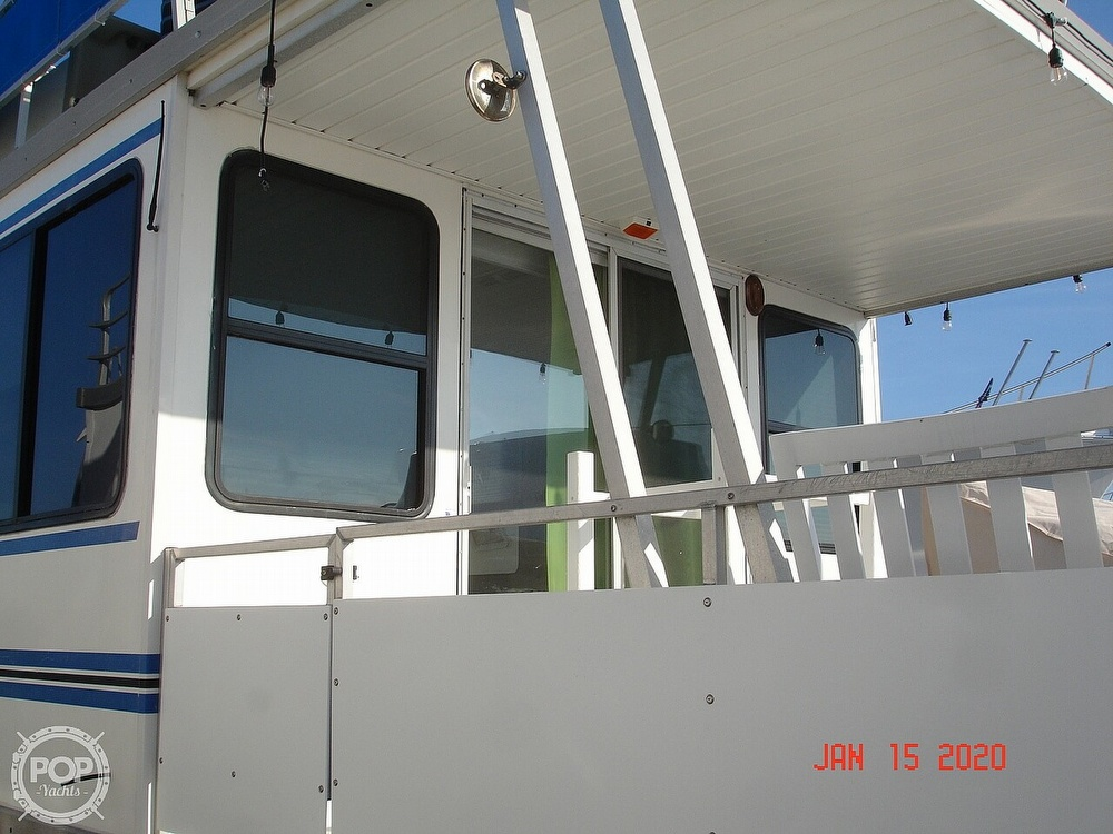 2007 Catamaran boat for sale, model of the boat is 42 Vagabond & Image # 14 of 40