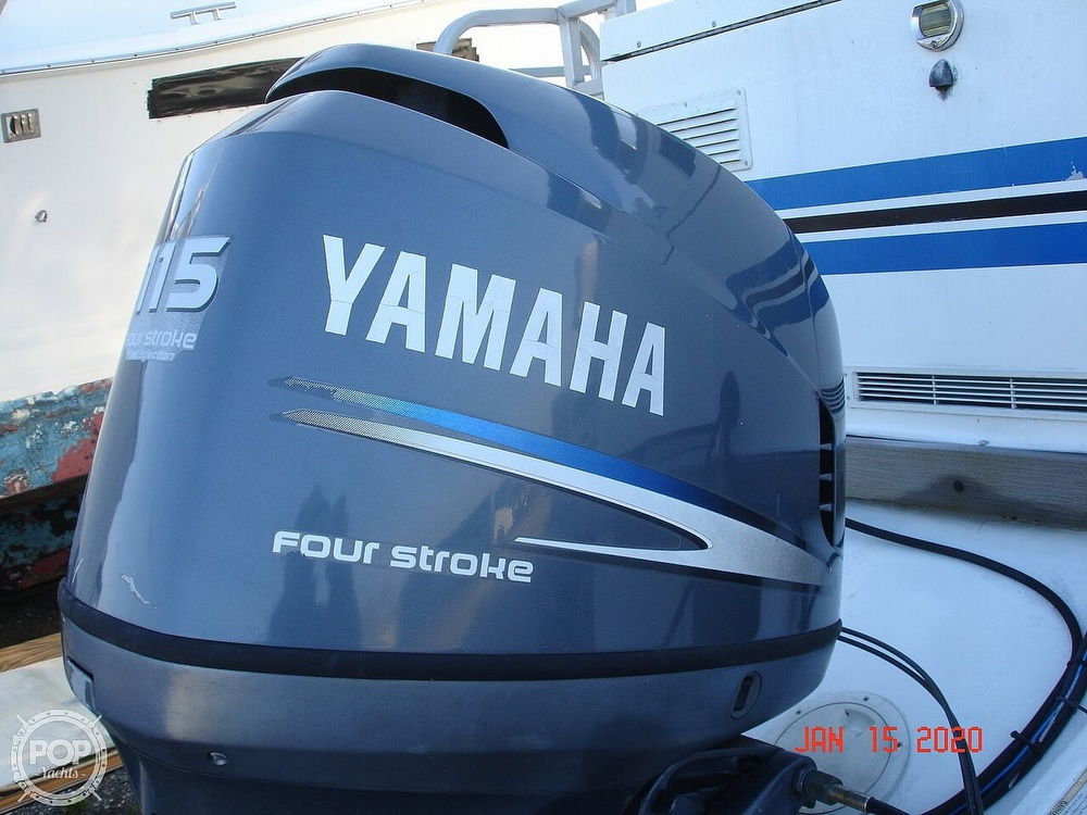 2007 Catamaran boat for sale, model of the boat is 42 Vagabond & Image # 31 of 40