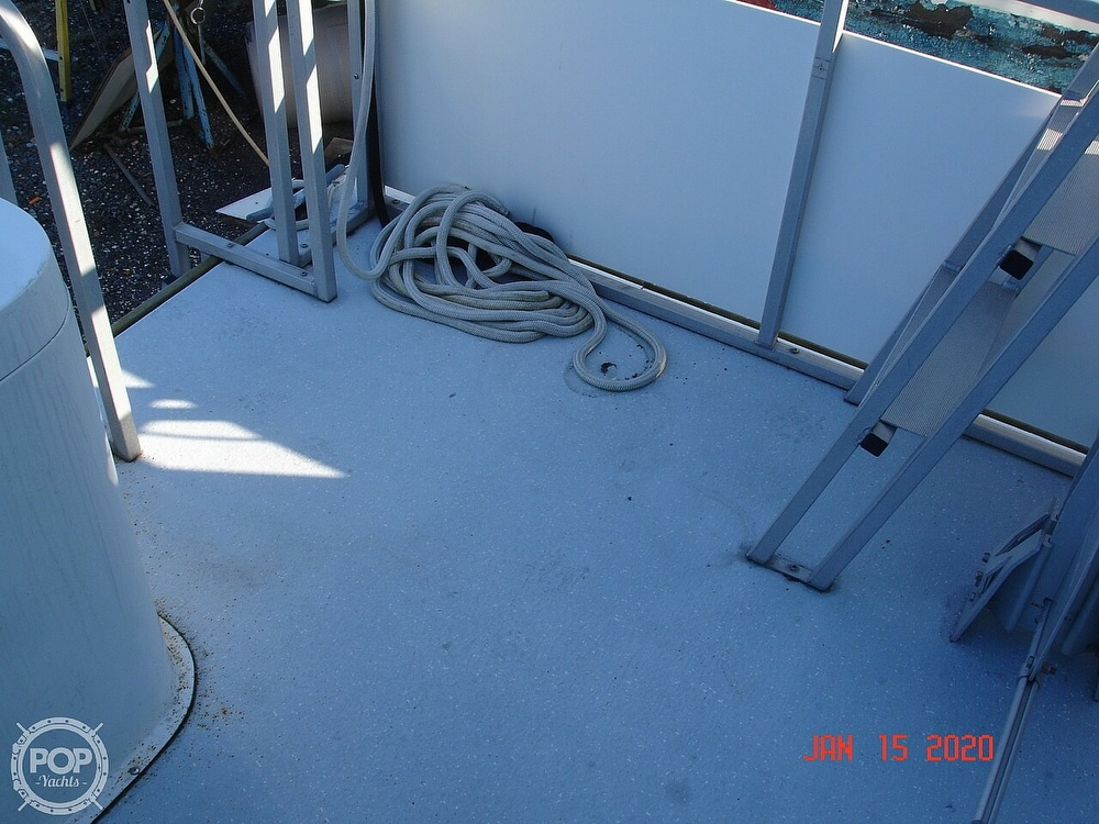 2007 Catamaran boat for sale, model of the boat is 42 Vagabond & Image # 33 of 40