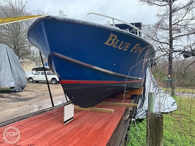 1966 Miami Beach Yacht boat for sale, model of the boat is 36 LCPL Mk12 & Image # 2 of 40