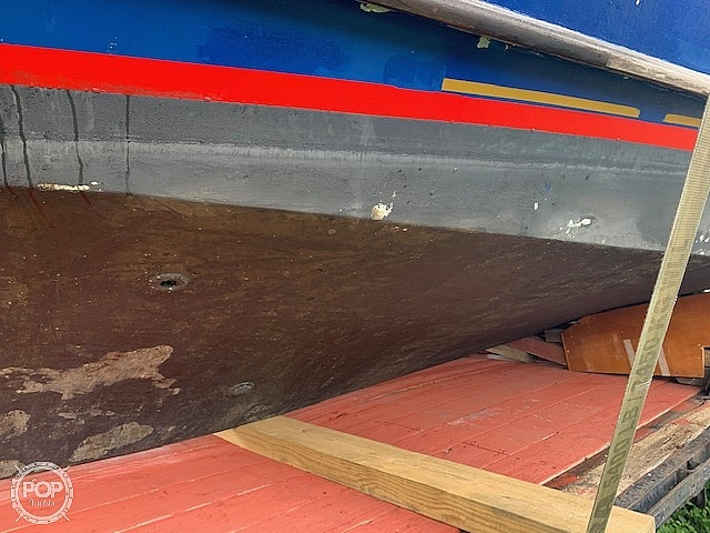 1966 Miami Beach Yacht boat for sale, model of the boat is 36 LCPL Mk12 & Image # 4 of 40