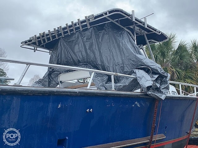 1966 Miami Beach Yacht boat for sale, model of the boat is 36 LCPL Mk12 & Image # 16 of 40