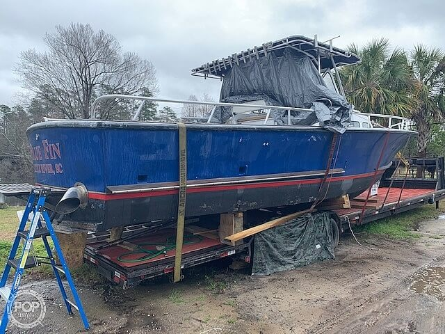 1966 Miami Beach Yacht boat for sale, model of the boat is 36 LCPL Mk12 & Image # 17 of 40