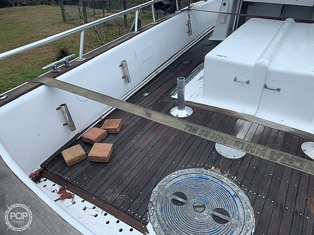 1966 Miami Beach Yacht boat for sale, model of the boat is 36 LCPL Mk12 & Image # 19 of 40