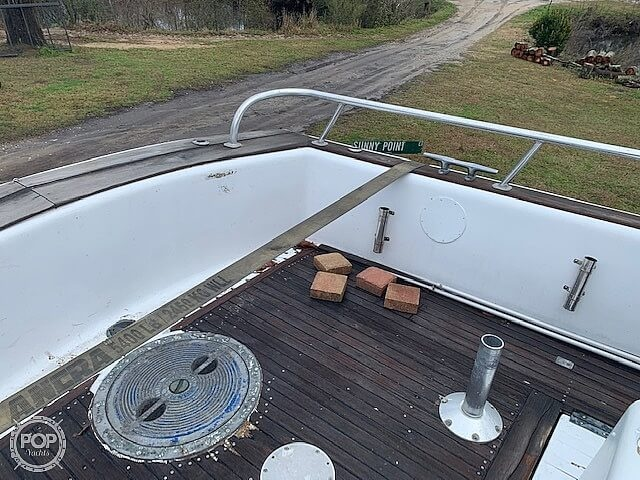 1966 Miami Beach Yacht boat for sale, model of the boat is 36 LCPL Mk12 & Image # 22 of 40