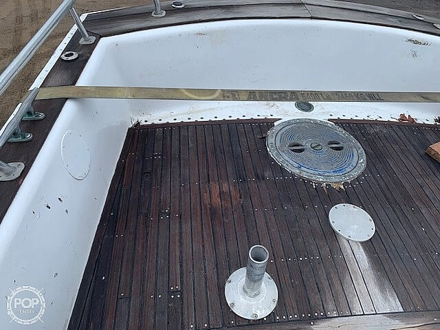 1966 Miami Beach Yacht boat for sale, model of the boat is 36 LCPL Mk12 & Image # 24 of 40