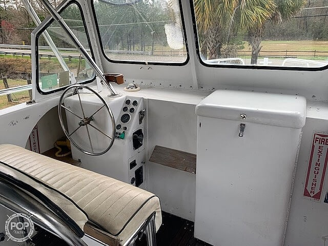 1966 Miami Beach Yacht boat for sale, model of the boat is 36 LCPL Mk12 & Image # 26 of 40
