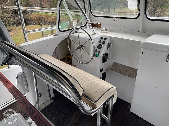 1966 Miami Beach Yacht boat for sale, model of the boat is 36 LCPL Mk12 & Image # 27 of 40