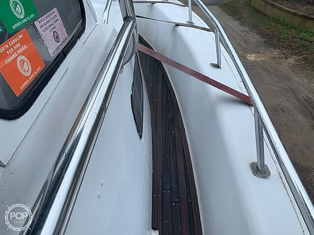 1966 Miami Beach Yacht boat for sale, model of the boat is 36 LCPL Mk12 & Image # 40 of 40