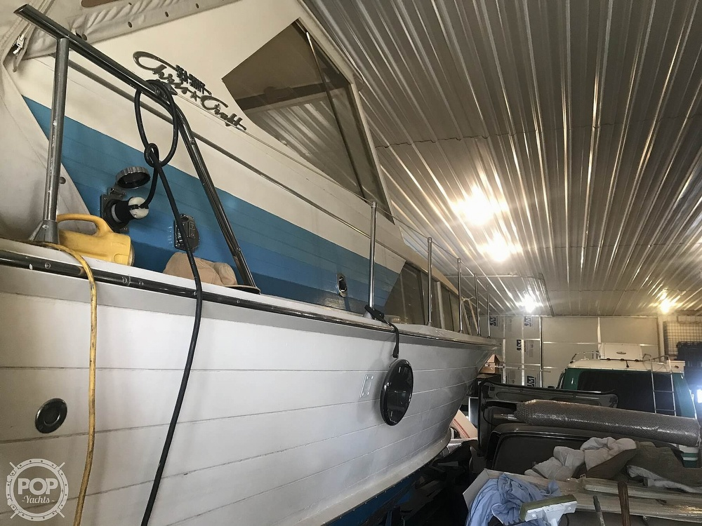 1966 Chris Craft boat for sale, model of the boat is Corinthian Sea Skiff & Image # 20 of 40