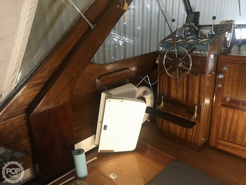 1966 Chris Craft boat for sale, model of the boat is Corinthian Sea Skiff & Image # 22 of 40