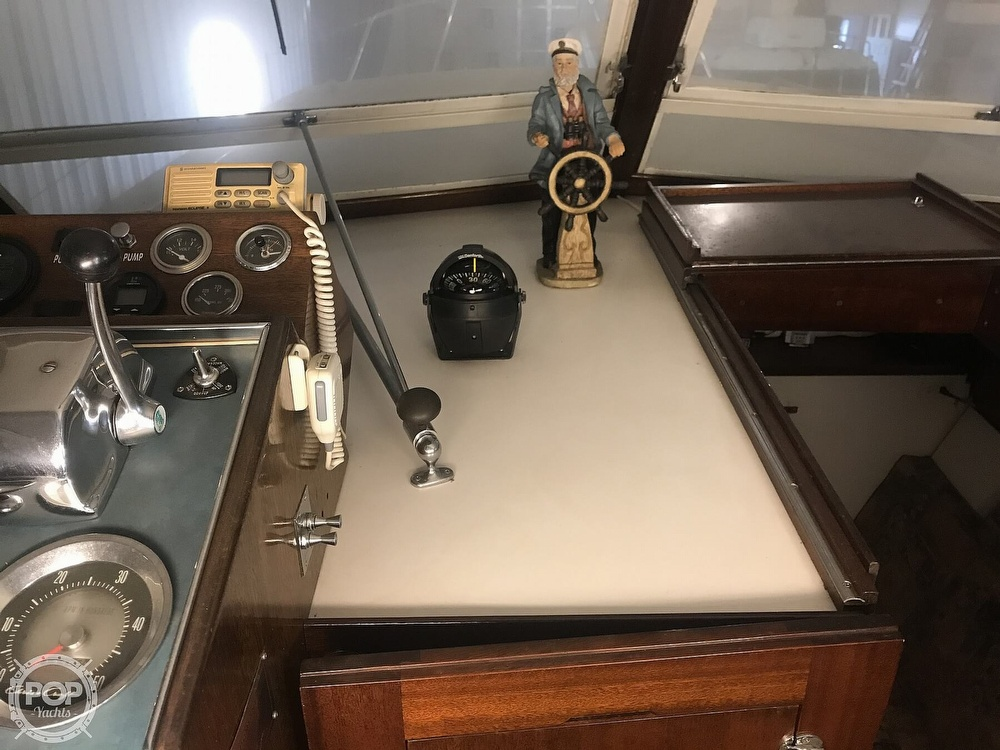 1966 Chris Craft boat for sale, model of the boat is Corinthian Sea Skiff & Image # 24 of 40
