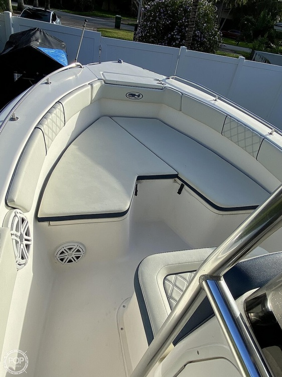 2005 Sea Hunt boat for sale, model of the boat is Triton 232 & Image # 8 of 41