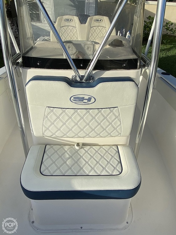 2005 Sea Hunt boat for sale, model of the boat is Triton 232 & Image # 12 of 41