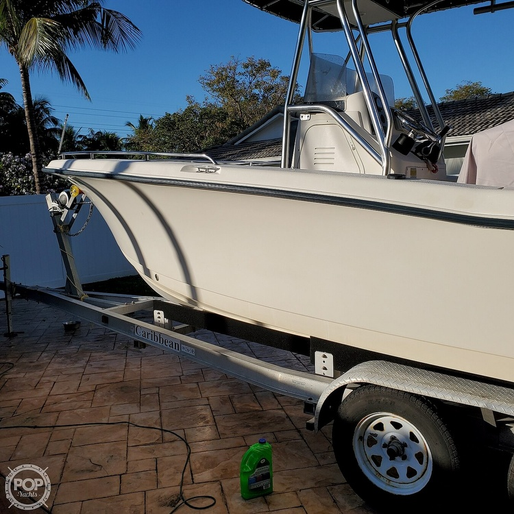 2005 Sea Hunt boat for sale, model of the boat is Triton 232 & Image # 17 of 41