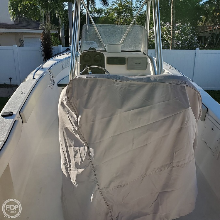 2005 Sea Hunt boat for sale, model of the boat is Triton 232 & Image # 33 of 41
