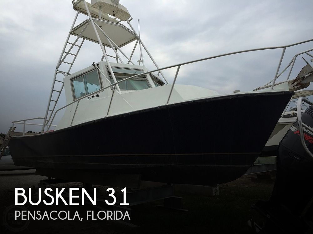 Used Busken Boats For Sale by owner | 1974 Busken 31