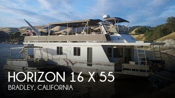 Used Boats For Sale in Santa Maria, California by owner | 2003 Horizon 55