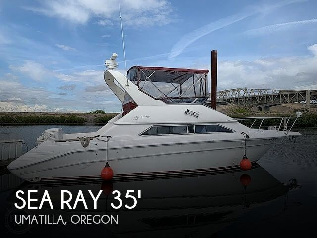 Used Boats For Sale in Kennewick, Washington by owner | 1993 Sea Ray Express Bridge 350