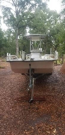 2007 Carolina Skiff boat for sale, model of the boat is 2480 DLX & Image # 3 of 6