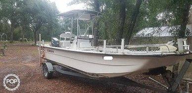 Carolina Skiff 2480 DLX, 2480, for sale - $17,750
