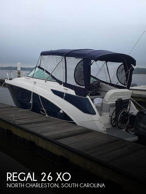 2019 Regal boat for sale, model of the boat is 26 XO & Image # 1 of 40