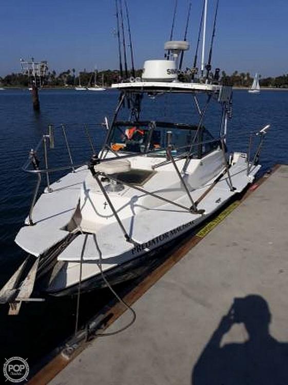 1995 Seaswirl boat for sale, model of the boat is Striper 2000 WA & Image # 5 of 41