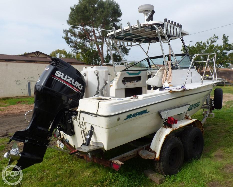 1995 Seaswirl boat for sale, model of the boat is Striper 2000 WA & Image # 15 of 41
