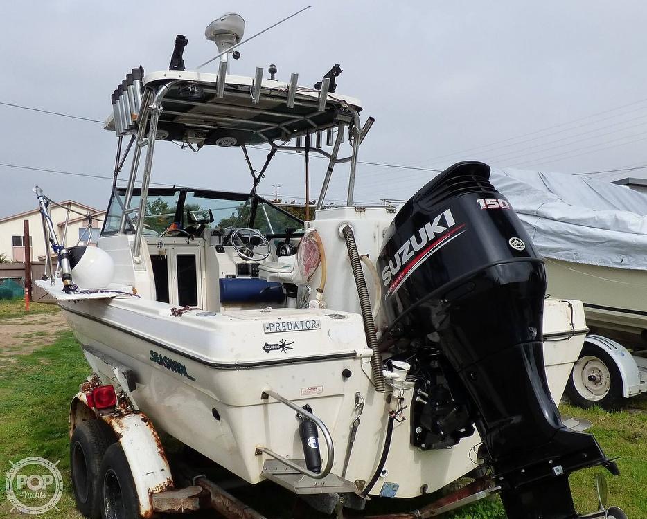 1995 Seaswirl boat for sale, model of the boat is Striper 2000 WA & Image # 16 of 41