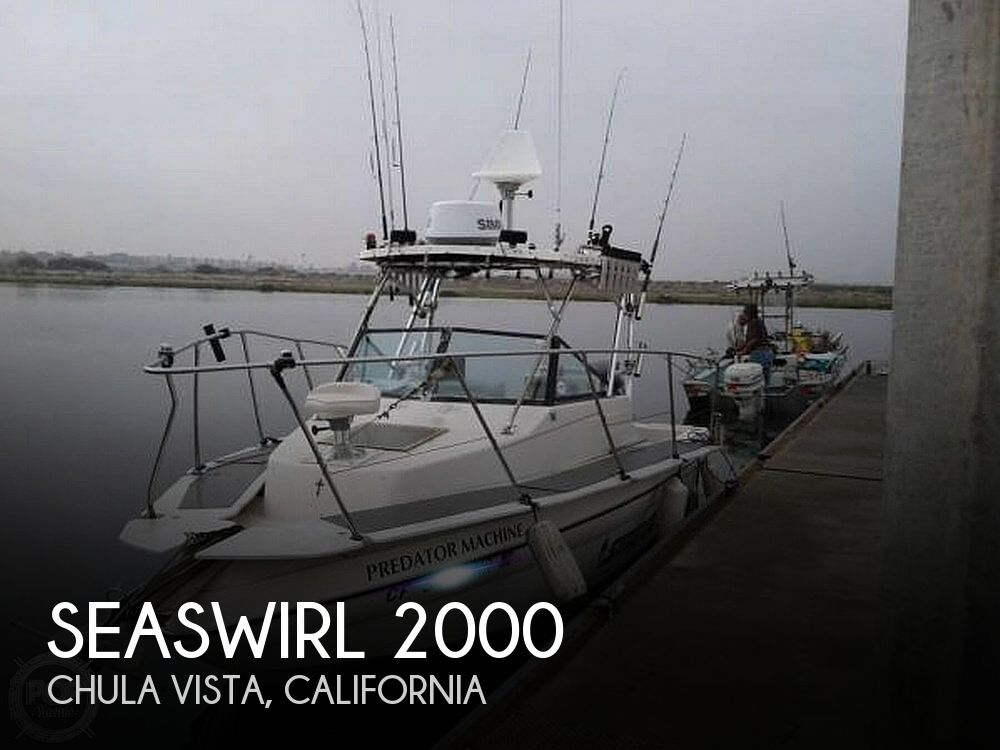1995 Seaswirl boat for sale, model of the boat is Striper 2000 WA & Image # 1 of 41