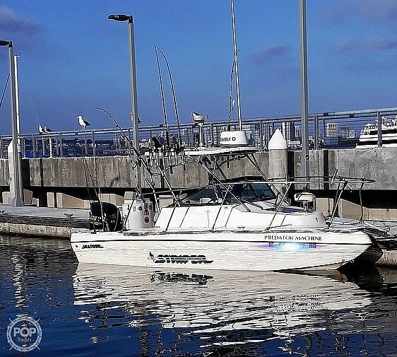 1995 Seaswirl boat for sale, model of the boat is Striper 2000 WA & Image # 2 of 41