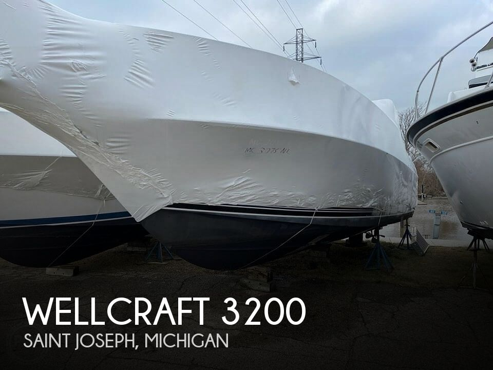 Used Wellcraft 32 Boats For Sale by owner   1988 Wellcraft St Tropez 32