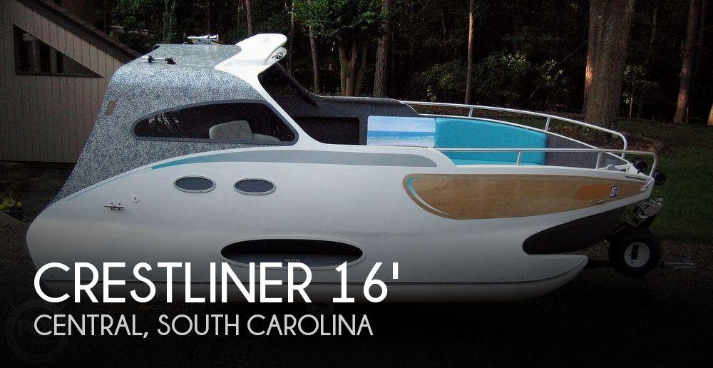 Used Crest Pontoon Boats For Sale by owner | 1955 Crestliner Custom 16