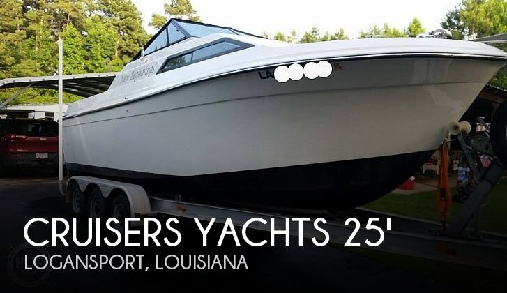 1979 Cruisers Yachts boat for sale, model of the boat is Gran Bateau & Image # 1 of 13