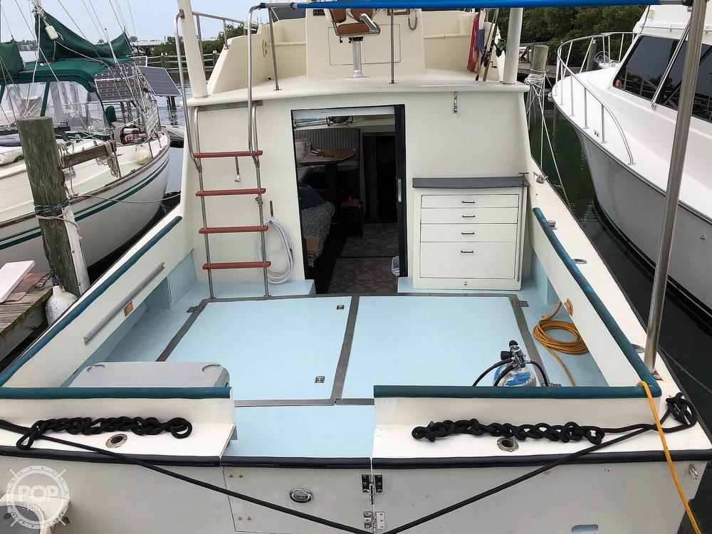 1972 Chris Craft boat for sale, model of the boat is 33 Coho & Image # 15 of 40