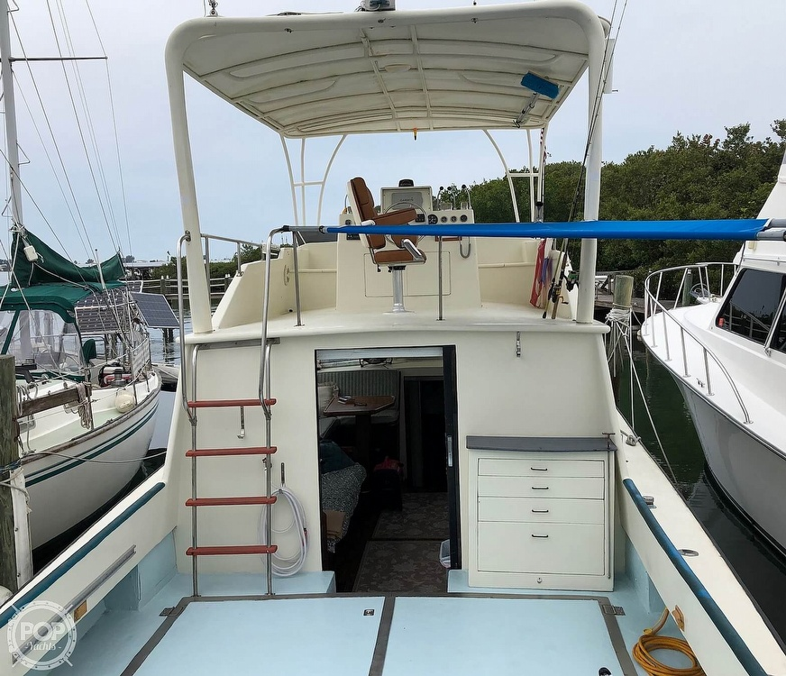 1972 Chris Craft boat for sale, model of the boat is 33 Coho & Image # 14 of 40