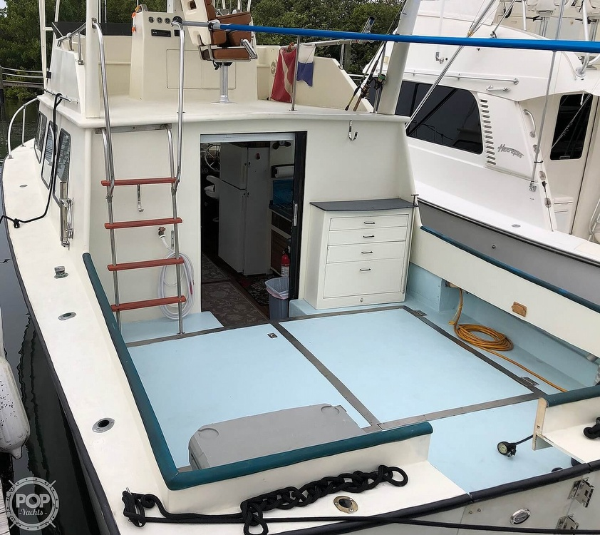 1972 Chris Craft boat for sale, model of the boat is 33 Coho & Image # 17 of 40