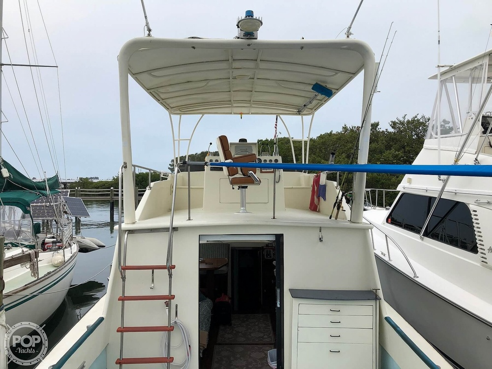1972 Chris Craft boat for sale, model of the boat is 33 Coho & Image # 13 of 40