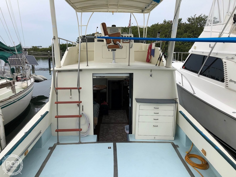 1972 Chris Craft boat for sale, model of the boat is 33 Coho & Image # 11 of 40